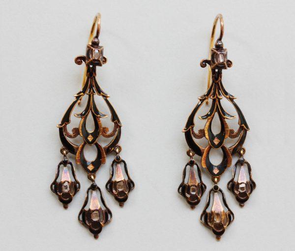 neo renaissance earrings