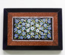 forget-me-not paperweight