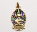 Vishnu Luck Pendant